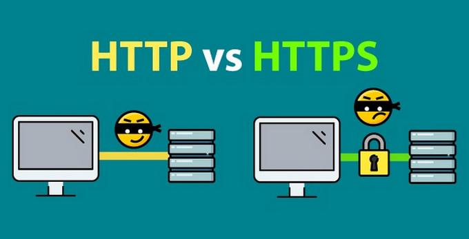تفاوت-HTTP-و-HTTPS پروتکل